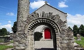 Castledermot Monastic Site & Friary
