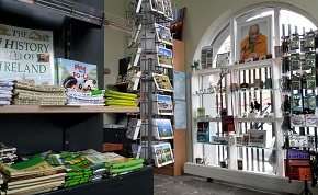 Gift shop: Kildare Town Heritage Centre