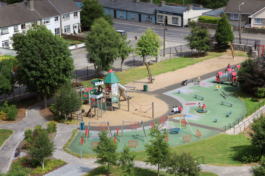 Kildare Town Cathedral Playground