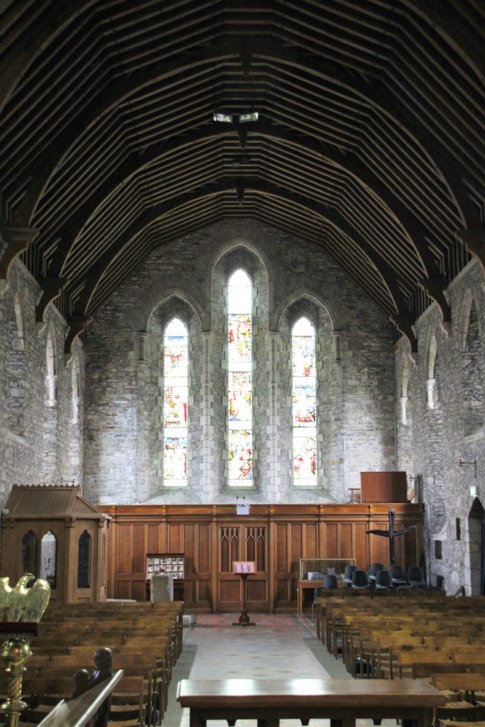 St Brigids Cathedral Interior
