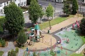 Playgrounds in Kildare
