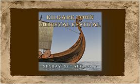 2017 Kildare Town Medieval Festival