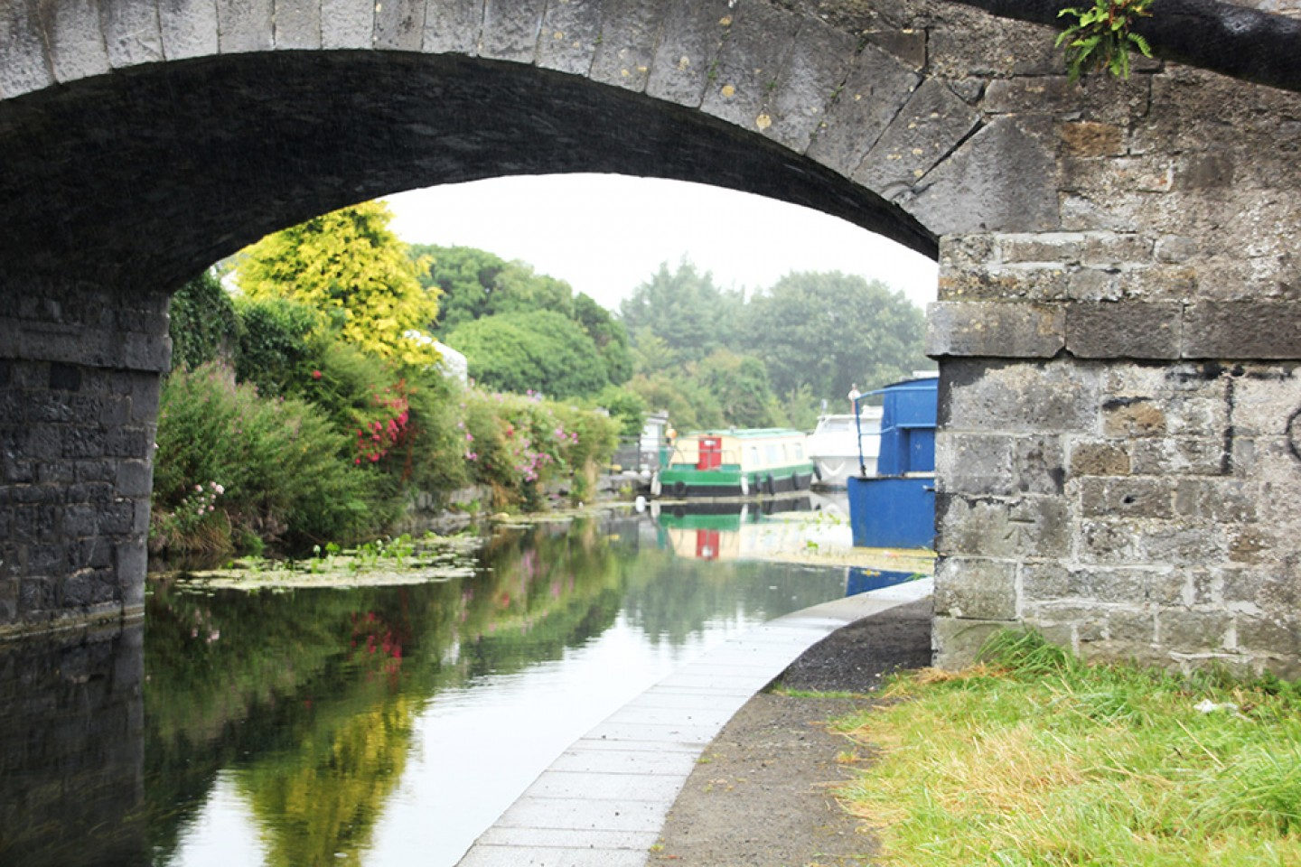 Hazelhatch-Canal-Bridge