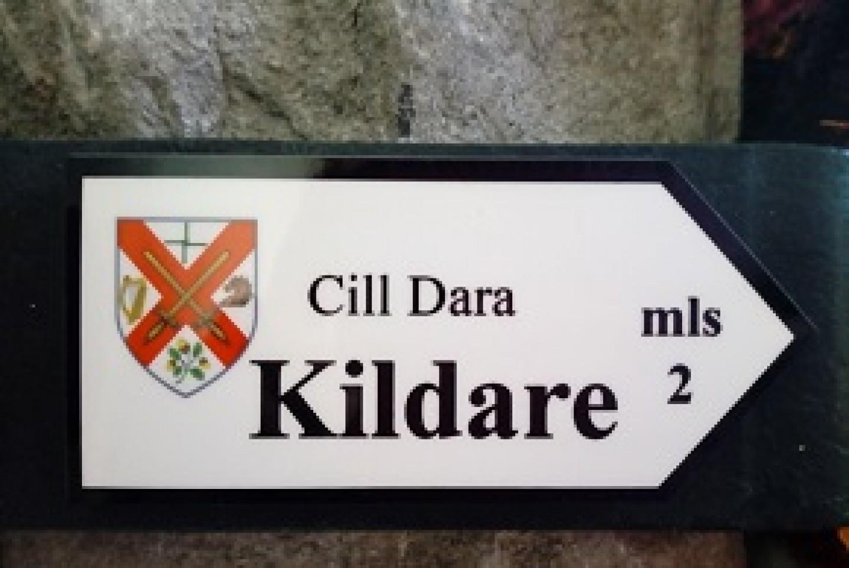 Kildare Sign Magnet